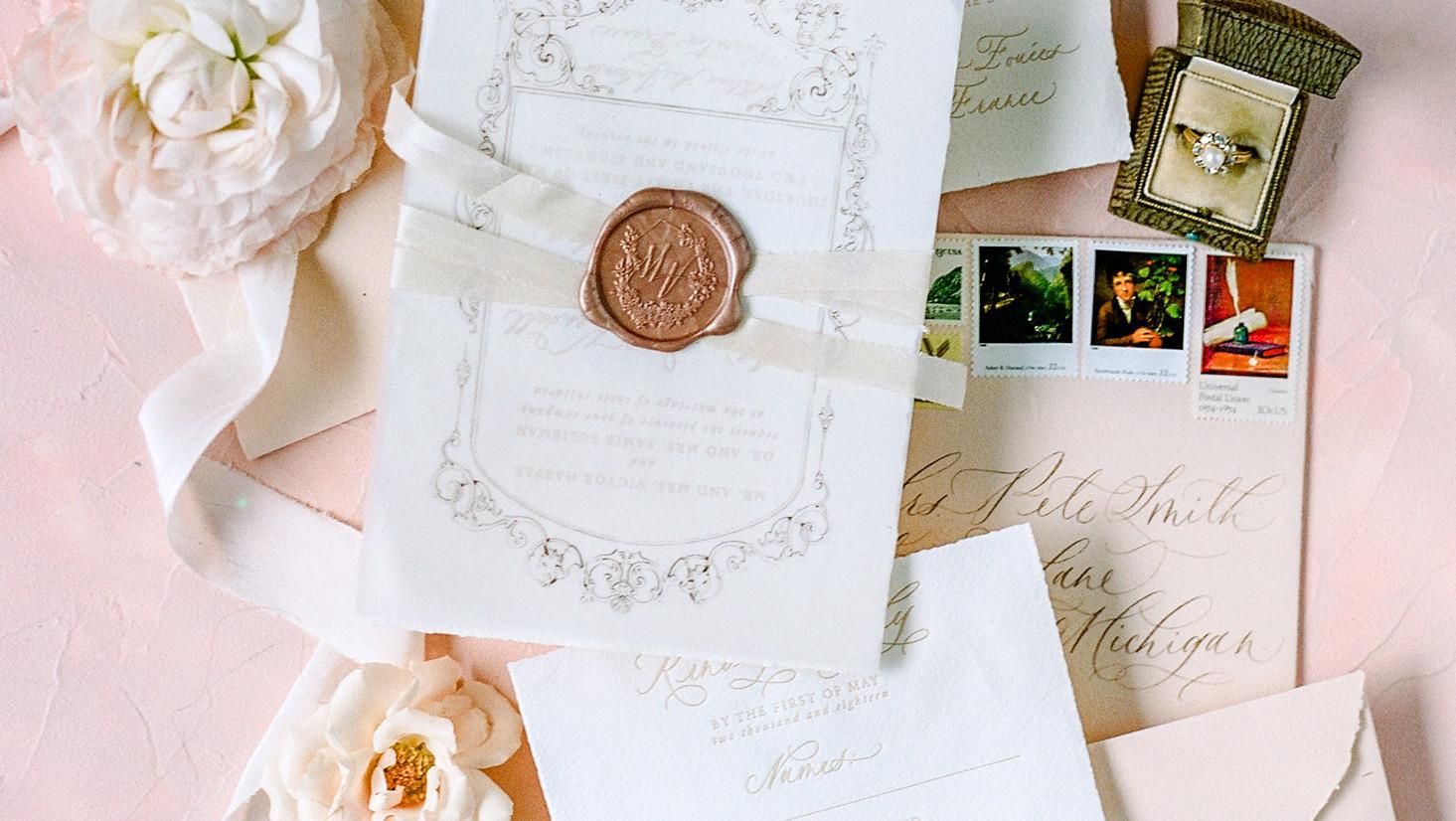 Martha Stewart Wedding Invitation: What Are Courtesy Wedding Invitations?