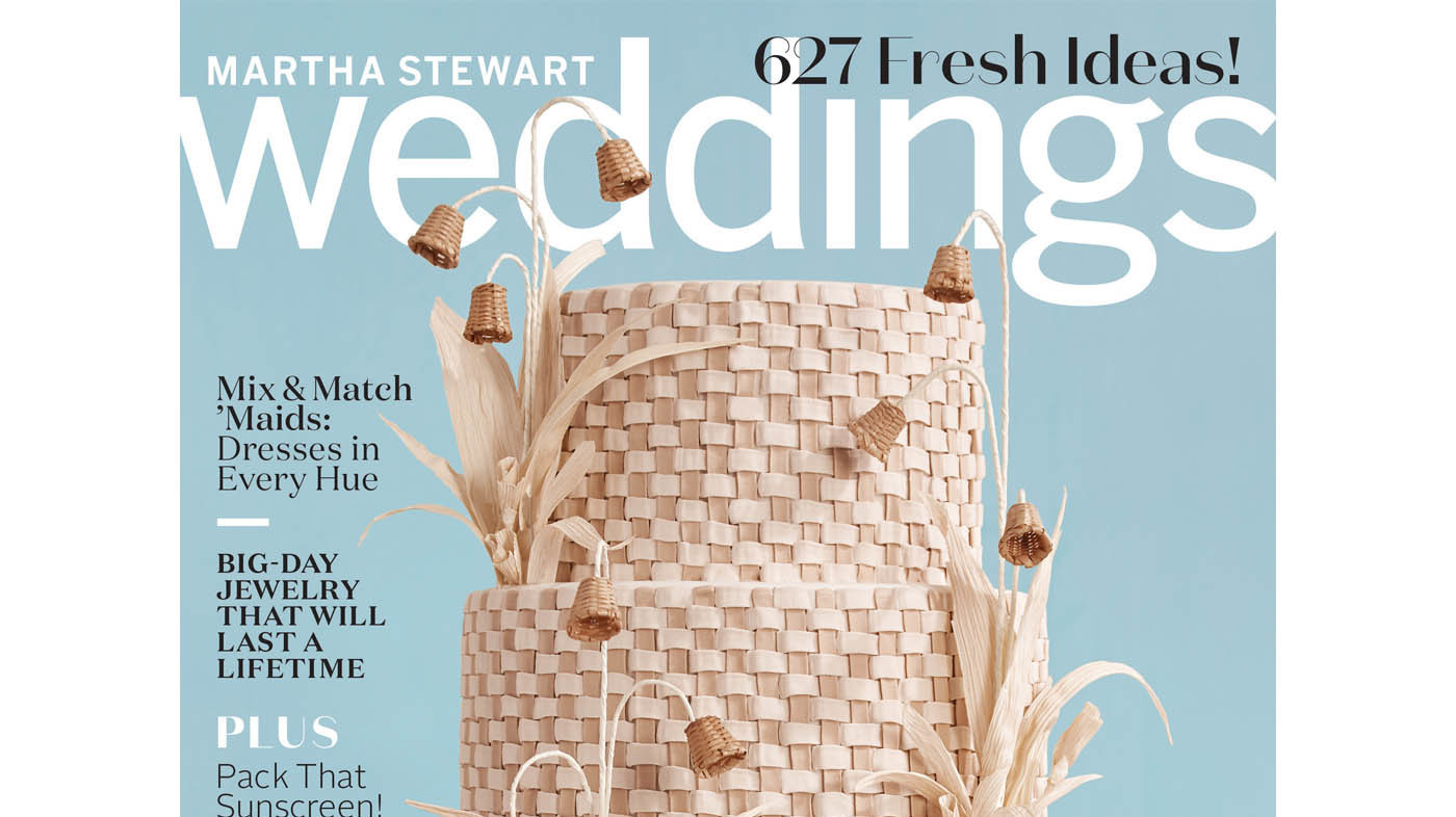Get a Sneak Peek at Our Summer 2018 Issue | Martha Stewart Weddings