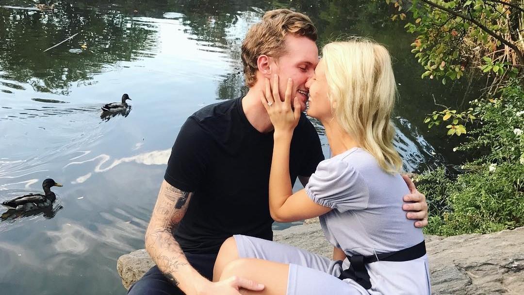 Barron Hilton Engaged Socialite Tessa Fin Von