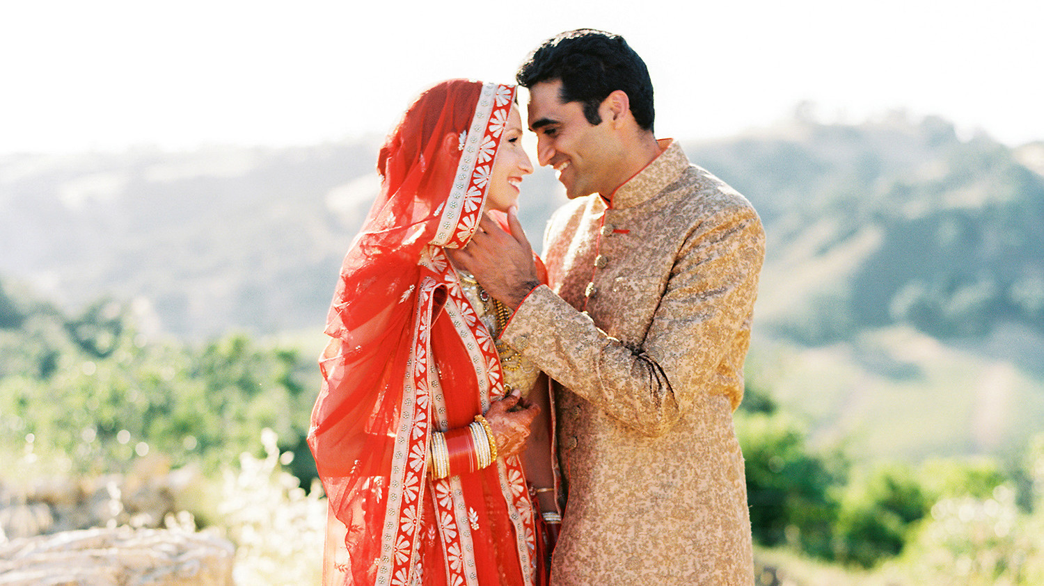 An Elegant Two-Day Wedding In California With Both An