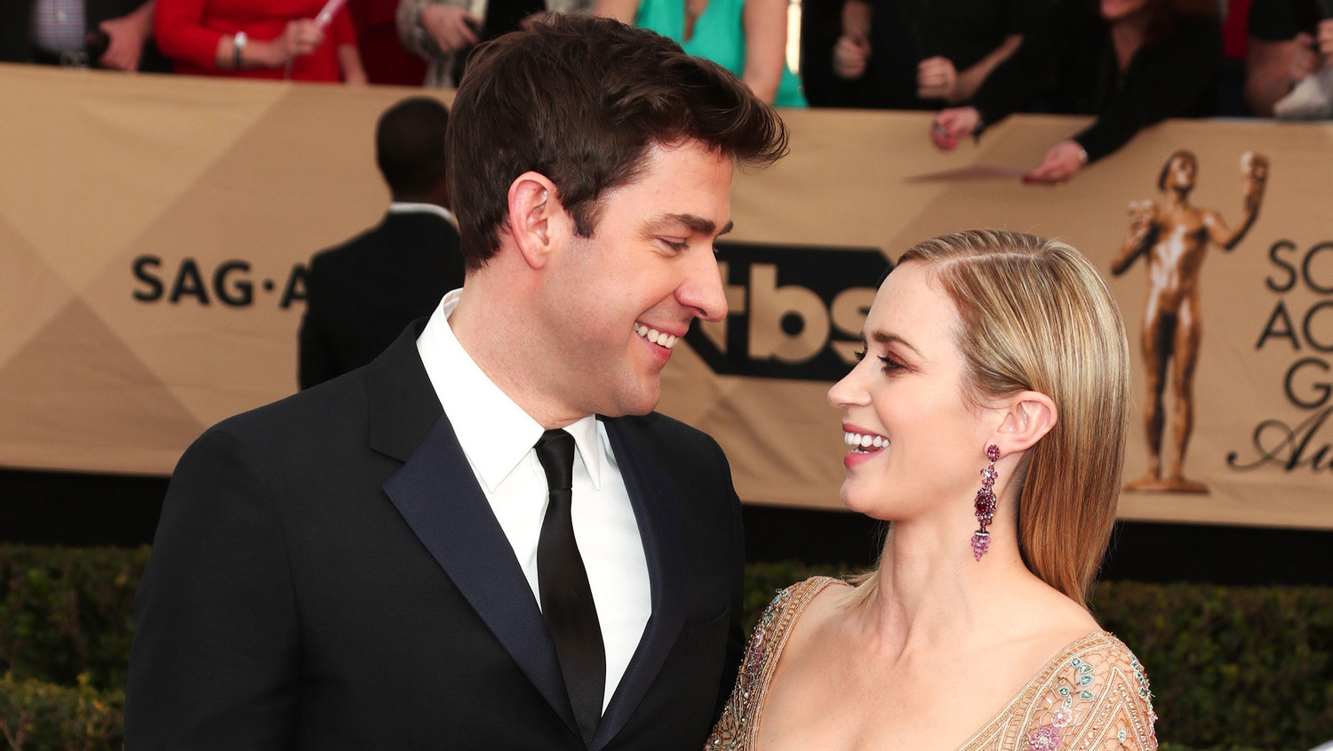 John Krasinski Just Said The Cutest Things About Working