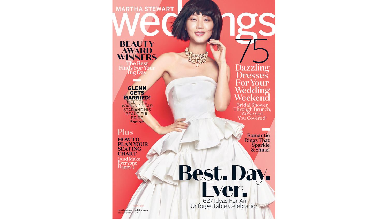 Martha_Weddings Instagram | Martha Stewart Weddings