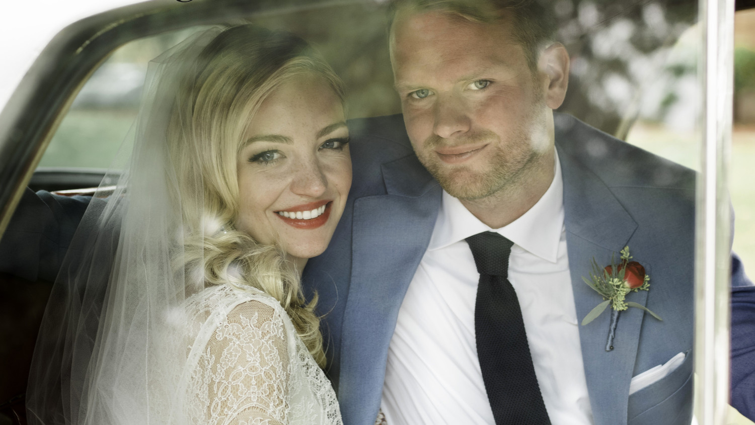 Exclusive Abby Elliott And Bill Kennedy Are Married