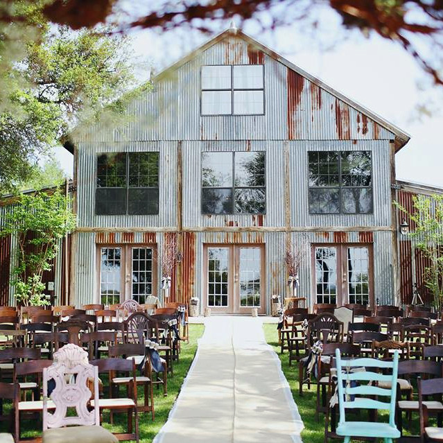 11 Rustic Wedding Venues To Book For Your Big Day Martha Stewart