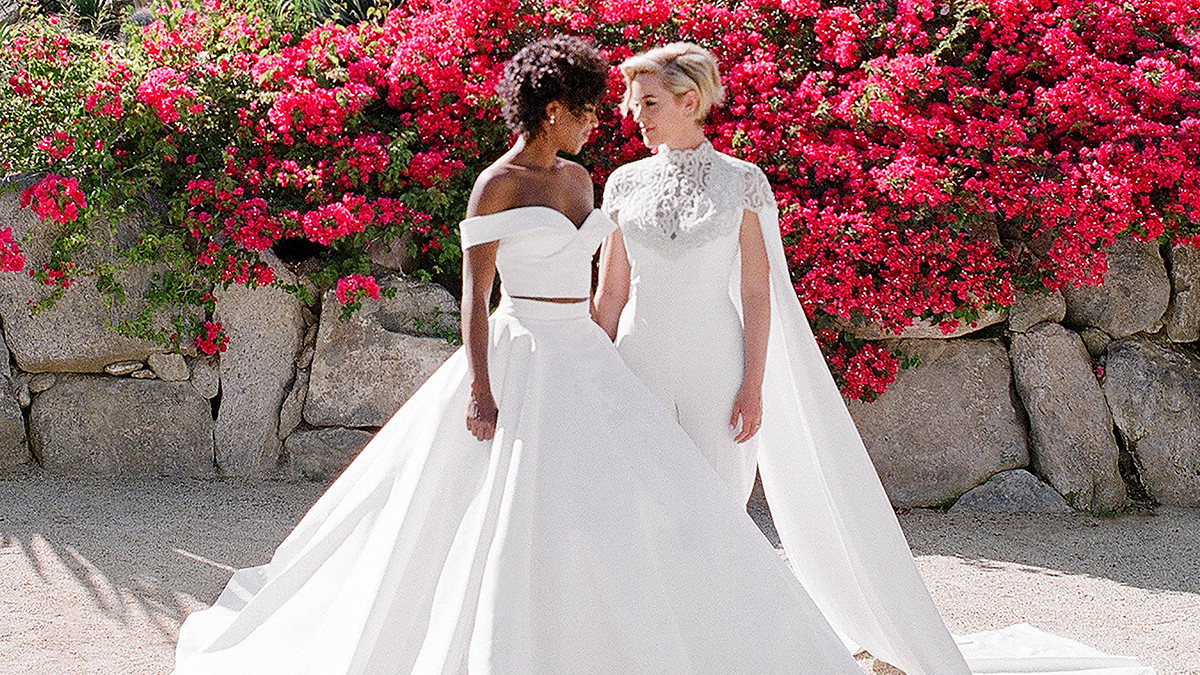 Exclusive: See Samira Wiley And Lauren Morelli's