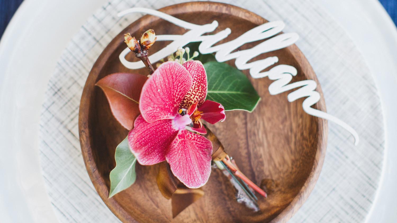 Island Time 33 Tropical Wedding Ideas We Love Martha Stewart Weddings