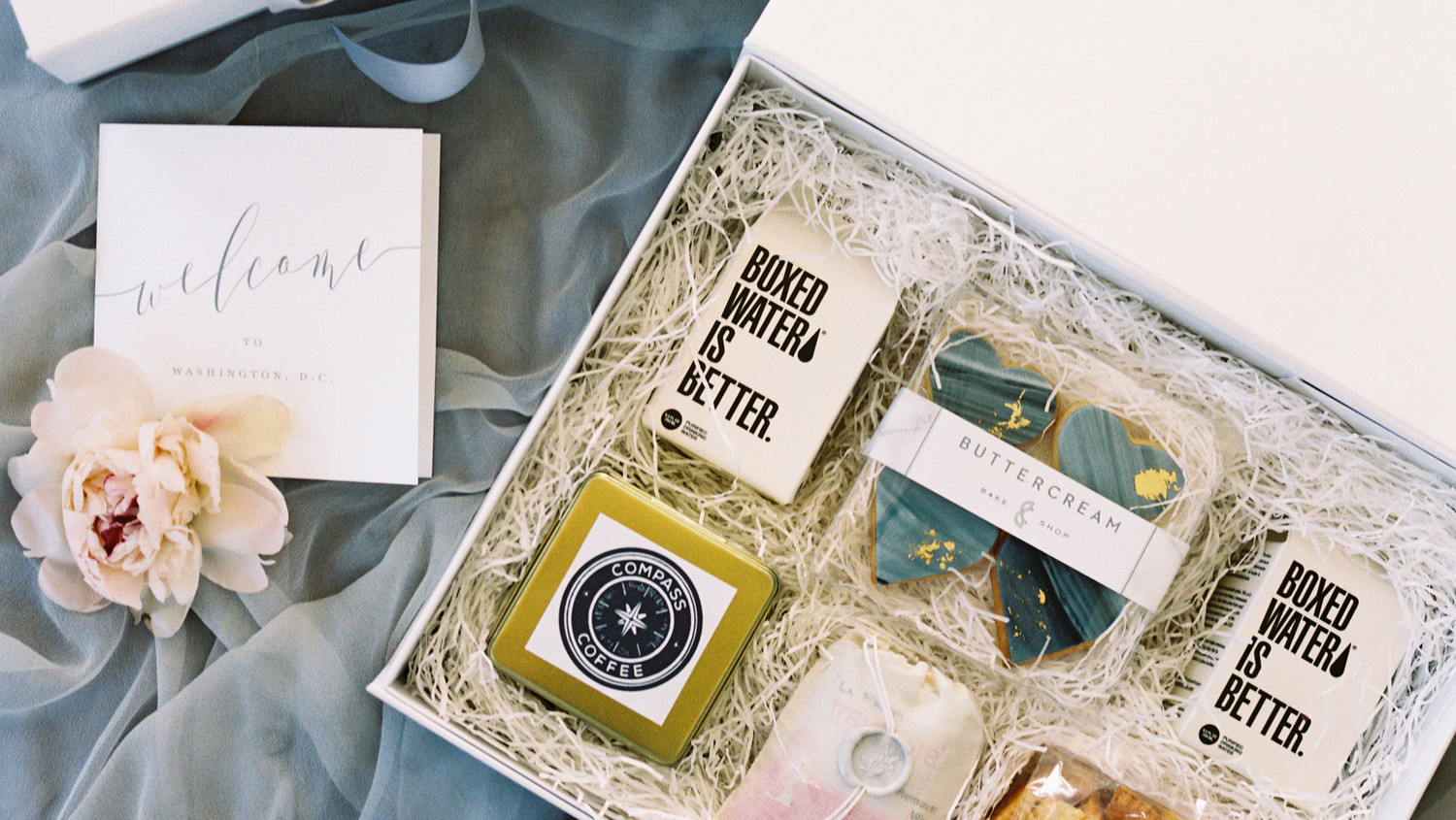 25 Out Of The Box Ideas For Your Destination Wedding: 46 Welcome Bags From Real Weddings