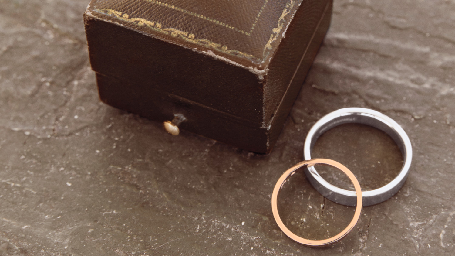 The Pros and Cons of Tungsten Wedding Bands Martha Stewart Weddings