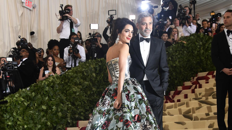 Met Gala 2018 Red Carpet Couples Martha Stewart Weddings