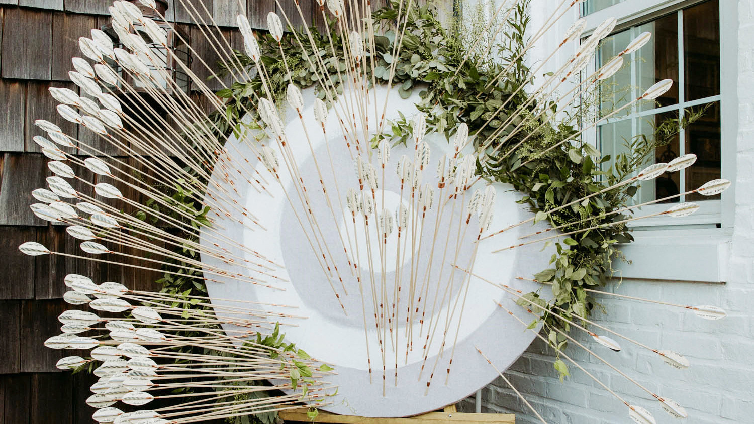 Insanely Creative Escort Cards and Seating Displays | Martha Stewart ...