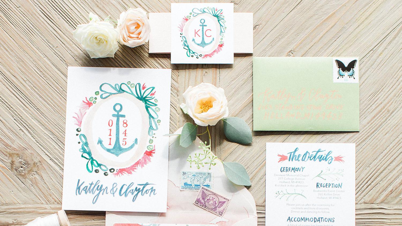 Martha Stewart Wedding Invitation: The Etiquette Of Wedding Invitation Enclosures