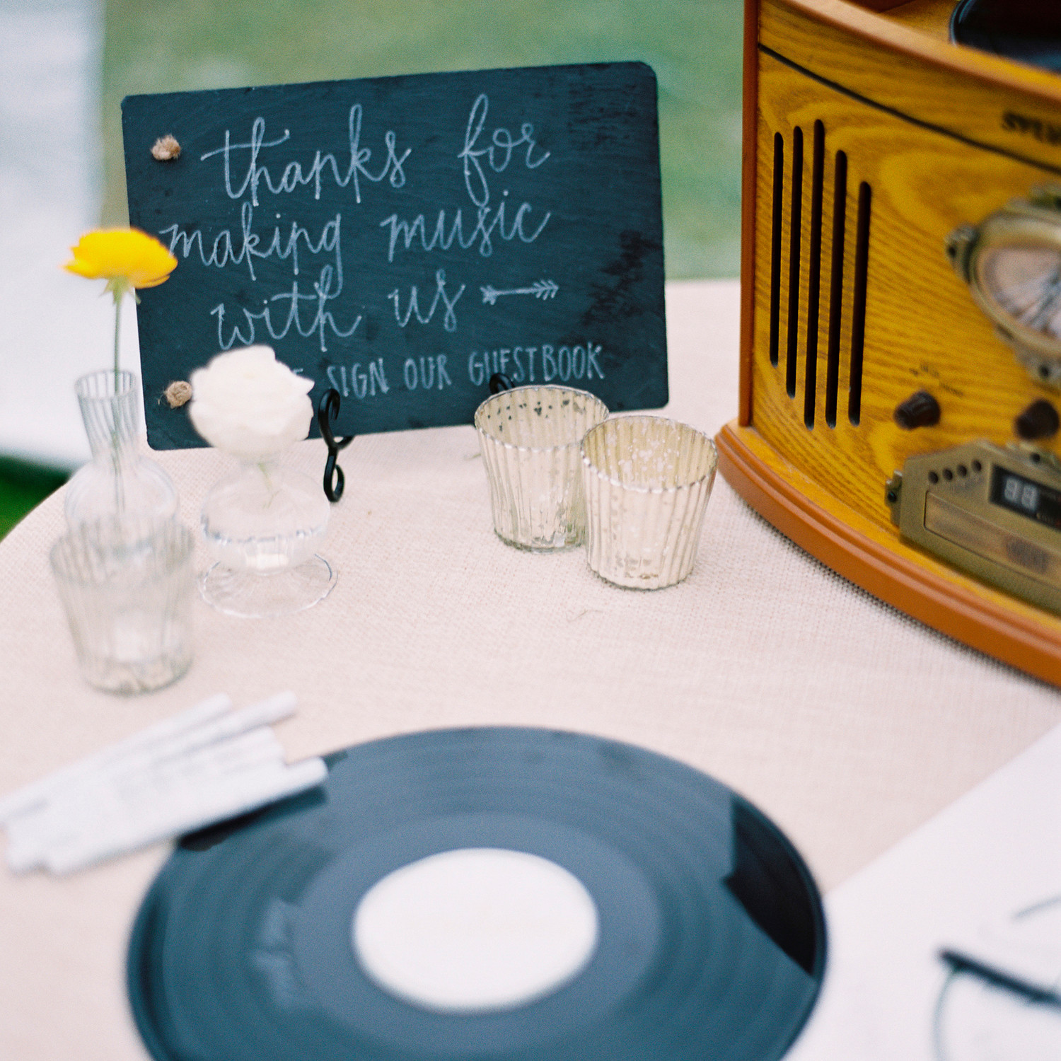 Fun Wedding Guest Book Ideas: Unique Wedding Guest Book Ideas That Aren't Actually Books
