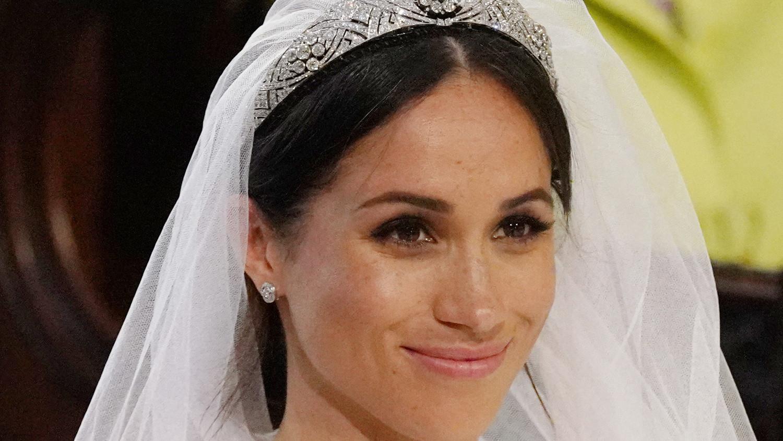 "Meghan Markle's Wedding Makeup Artist on How the Duchess Created a ""New Brand of Fairytale"""