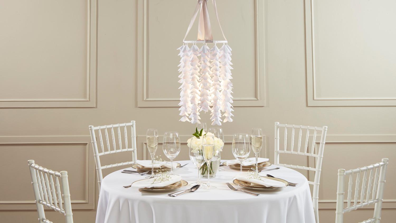 Martha Stewart + Cricut® Paper Flower Hanging Décor