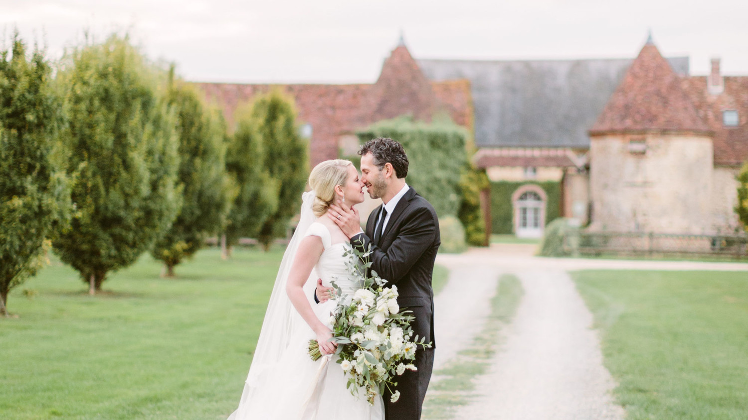 An Elegant, Intimate Wedding In The French Countryside