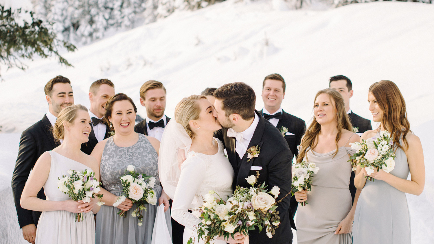 Wedding Party Photography: How To Choose A Wedding Party You'll Love