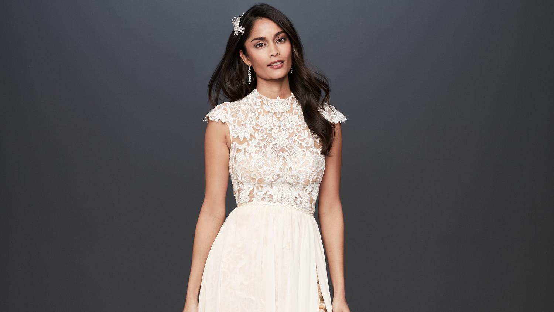 ff20b2a264c57 57 Two-Piece Wedding Dresses for the Contemporary Bride