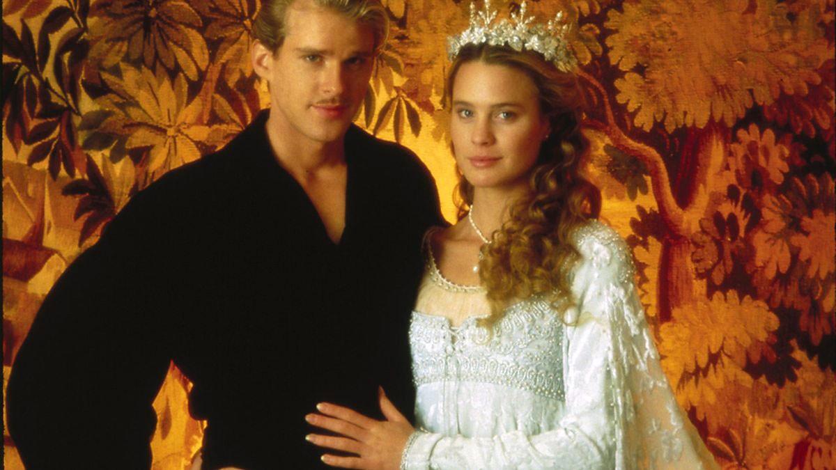The Princess Bride Turns 30 Today Martha Weddings