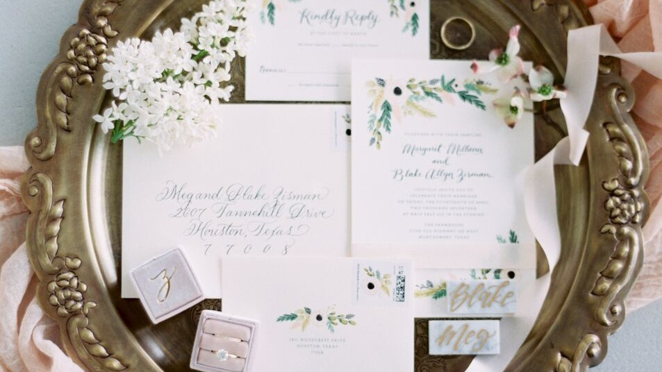How to Word Your Invitations for Every Type of Wedding | Martha ...