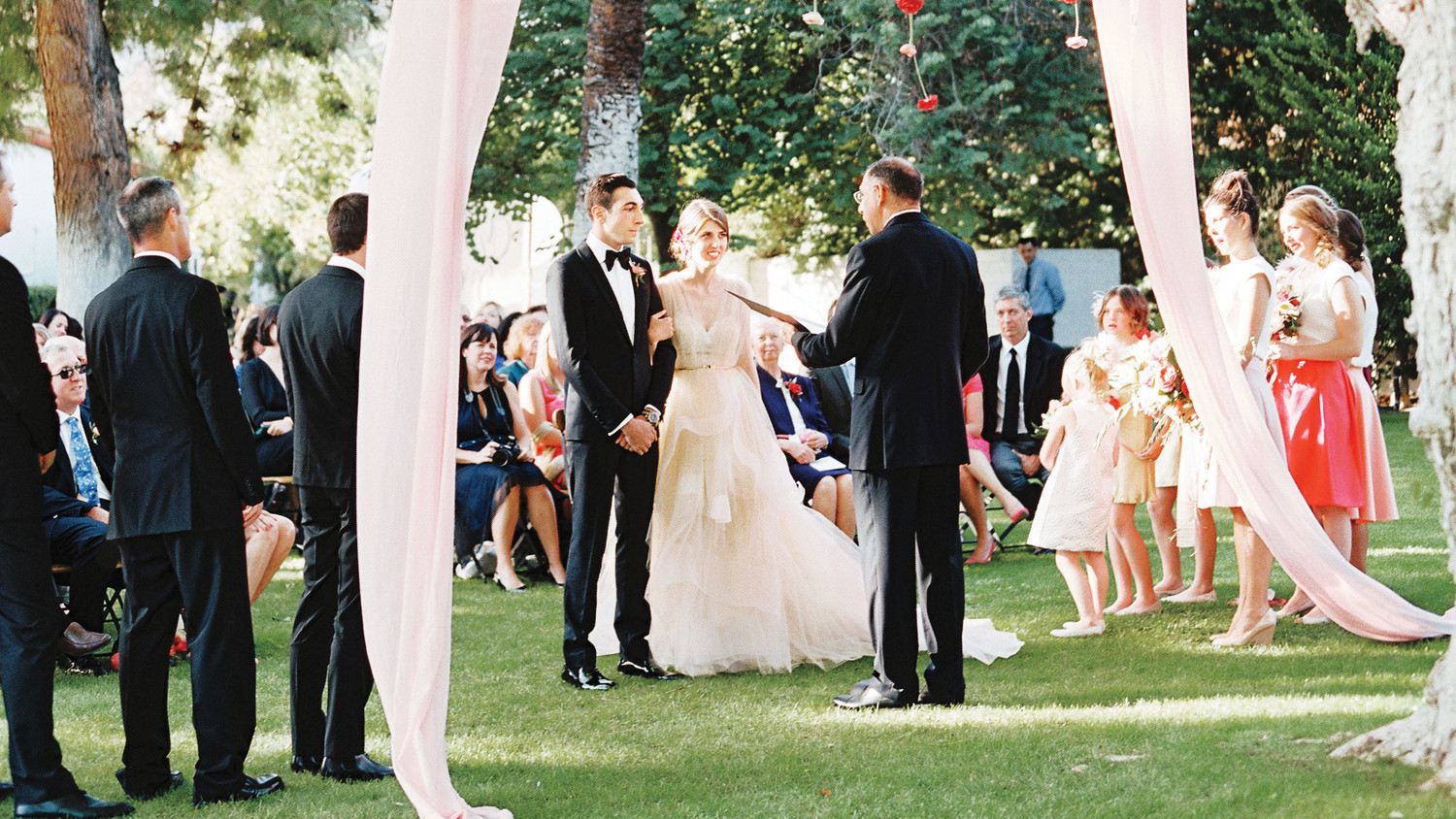 Martha Stewart Weddings: The Best Season To Get Married Based On Your Personality