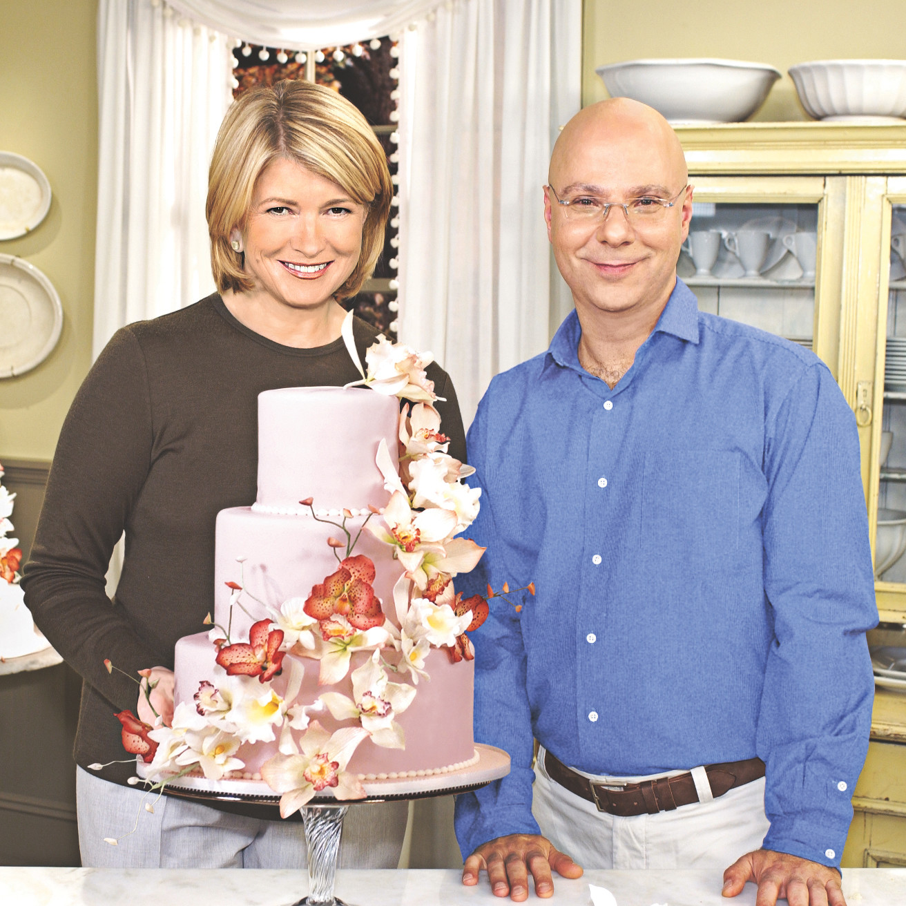 20 Years Of Gorgeous Wedding Cakes By Pastry Chef Ron Ben