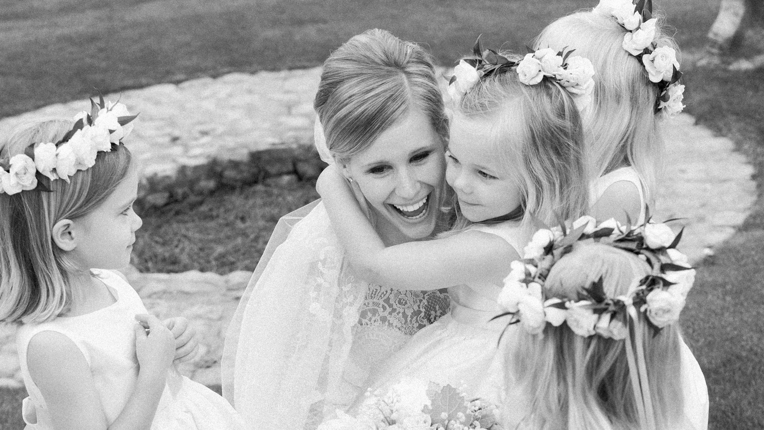 Martha Stewart Weddings: How To Manage Multiple Flower Girls And Ring Bearers At