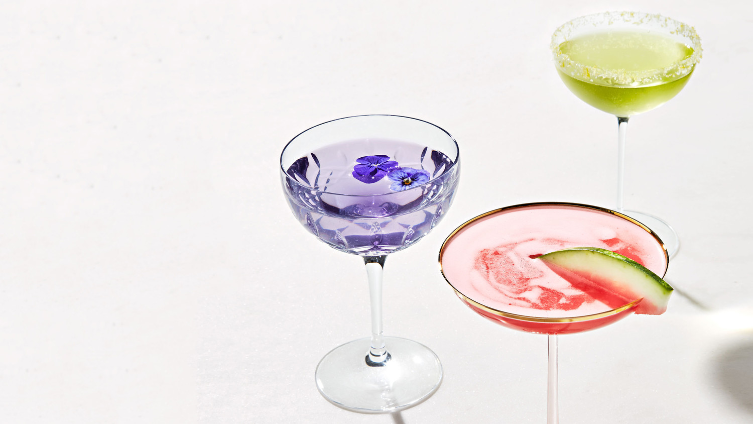 a47113b5b2a The Basics of Cocktail Glasses for Your Big Day and Beyond