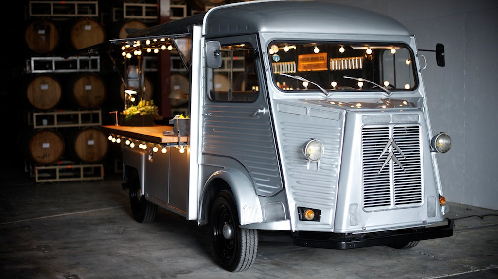 Mobile Bars That Can Roll Right Up To Your Party Martha