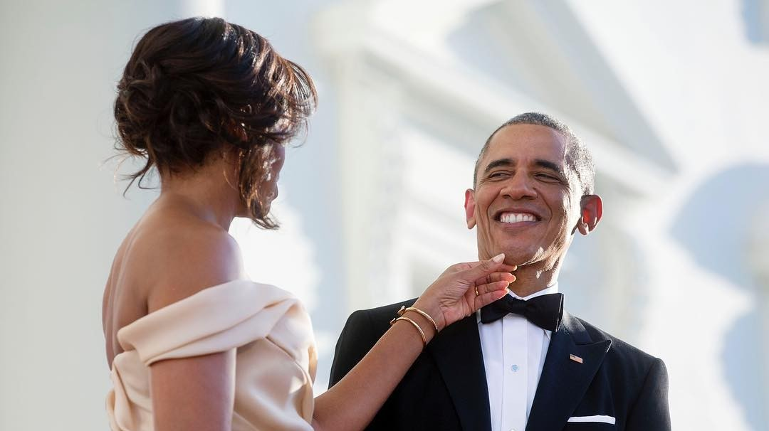 A Woman Invited The Obamas To Her Wedding And Former First Couple Responded