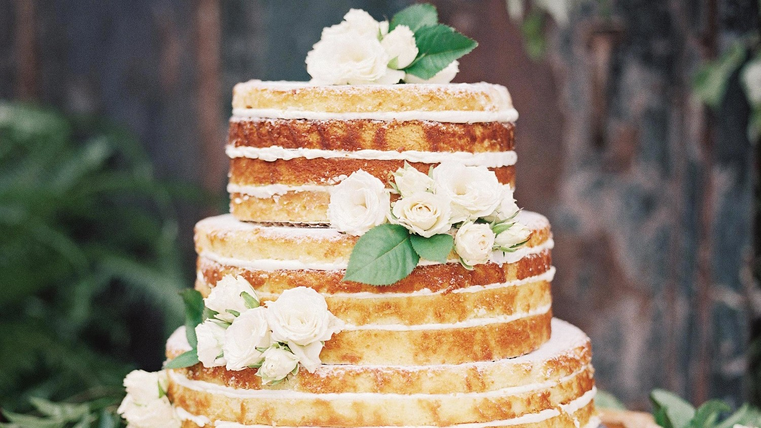 martha stewart s mores wedding cake the about wedding cakes are they really more 17198