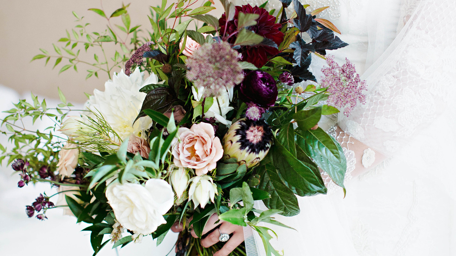 The Best Scents To Complement Three Popular Wedding Flowers Martha