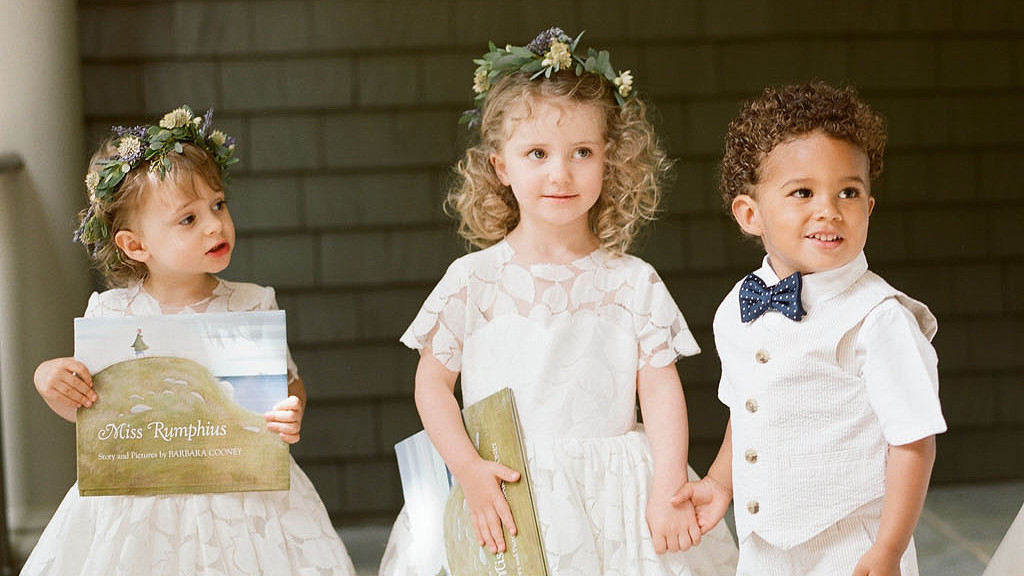 6 hilarious stories of flower girls and ring bearers walking down the aisle - Wedding Ring Bearer