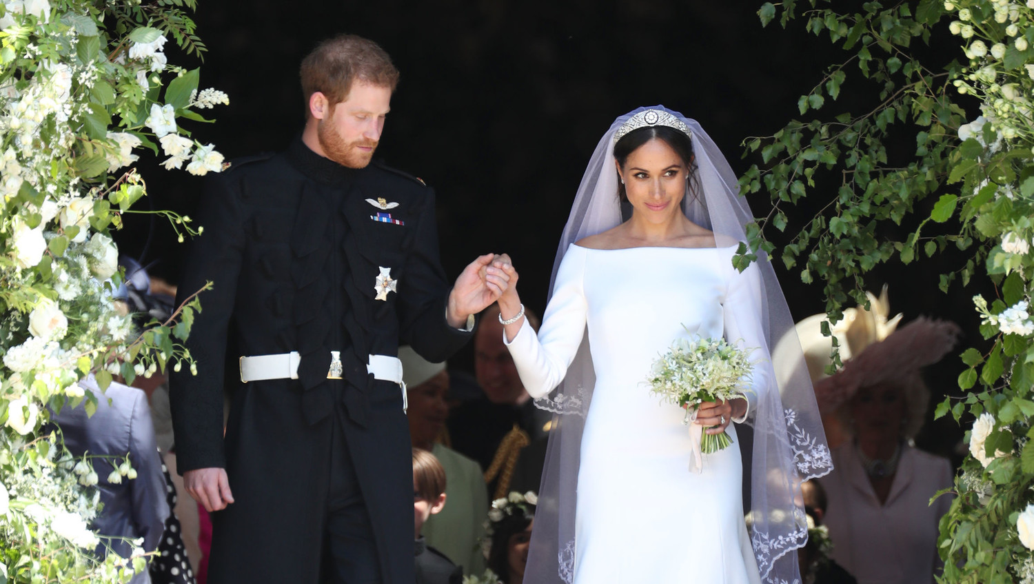 Wedding Of Prince Harry And Meghan Markle.Meghan Markle S Wedding Dress Is About To Go On Display Martha