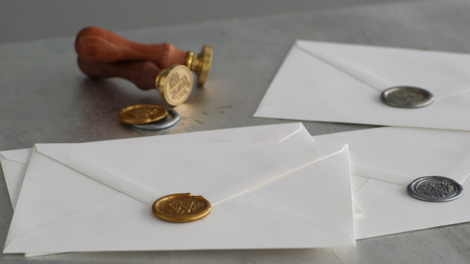 Video Elevate Your Wedding Invites With These Diy Wax Seals