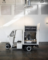 bubbles brew mobile bar cart