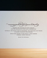 basic wedding invitation