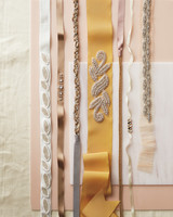 No-Sew Embellished Ribbons