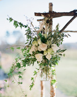simple chuppah