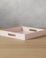 pink registry tray