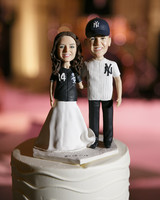 Custom Baseball Cake Toppers
