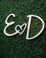 Wooden Wedding Logo