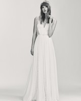 Elie Saab Simple Sleeveless Wedding Dress