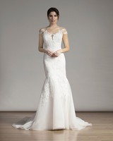 Liancarlo Lacey Mermaid Gown