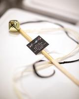 Bell Ribbon Wands