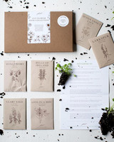 seed mix envelopes