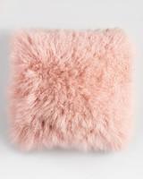 pink registry pillow