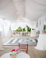 tent decor theo milo & 28 Tent Decorating Ideas That Will Upgrade Your Wedding Reception ...