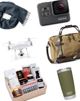 dads gift guide collage