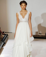 Hayley Paige Simple A-Line Wedding Dress