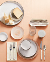 rustic dishes set